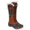 Shoes The North Face Shoes | North Face Womens Shellista Lace Boot - Shiny Demitasse Brown Leather Brown