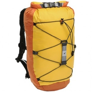 Cases & Bags  - Exped Rucksack | Exped Cloudburst 15 - Terracotta Yellow
