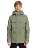 Clothing & Accessories City SpinDye - Waterproof Hooded Parka for Men - Brown - Quiksilver