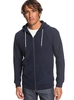 Clothing & Accessories Gouf - Zip-Up Hoodie for Men - Blue - Quiksilver