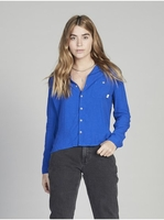 Clothing & Accessories  - Quiksilver Womens - Long Sleeve Camp Shirt for Women - Purple - Quiksilver