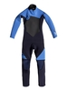 Clothing & Accessories Syncro 3/2mm - Back Zip Full Wetsuit for Boys - Blue - Quiksilver