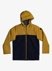 Waiting Period - Water-Resistant Parka for Boys 8-16 - Yellow - Quiksilver