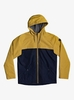 Waiting Period - Water-Resistant Parka for Men - Yellow - Quiksilver