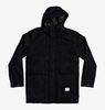 Canondale - Parka for Men - Black - DC Shoes