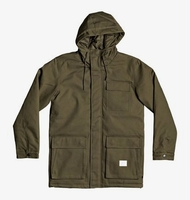 Clothing & Accessories  - Canondale - Parka for Men - Brown - DC Shoes