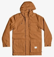 Clothing & Accessories  - Canondale - Parka for Men - Orange - DC Shoes