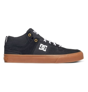 Lynx Vulc Mid - Mid Shoes for Men - Black - DC Shoes