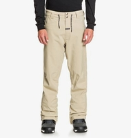 Trousers & Shorts  - Relay - Shell Snowboard Pants for Men - Beige - DC Shoes