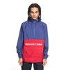 Sedgefield - Hooded Anorak for Men - Red - DC Shoes