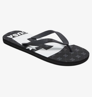 Spray Graffik - Flip-Flops - Black - DC Shoes