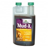 Special Horse Products  - Global Herbs Mud X Syrup 1 L