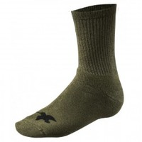 Accessories  - Seeland Etosha Socks 5 Pack (Colour: Green, Size: L)