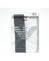 Carry Bags & Cases|Boxershorts  - Emporio Armani Boxers White Waistband Shorts