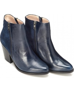 Boots|Trainers  - Sol Sana Melody Boot Navy Leather Boot