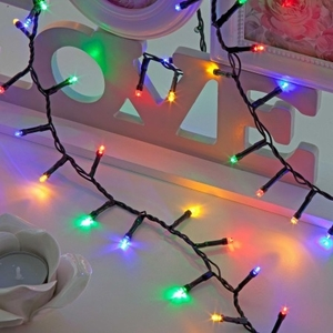 Christmas Decoration  - 500 Compact Christmas Tree Lights