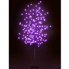 5ft Globe Tree with 200 Pink LEDs