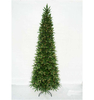 6ft Aspen Pine Luxury Pre-Lit Premium PE Slim Christmas Tree