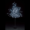 Cherry Blossom Tree with Static and Flashing Ice White LEDs