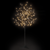 Dual Size Globe Tree With Warm White LEDs