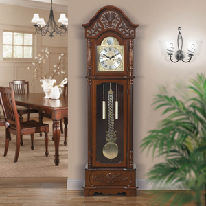 Dining Room  - Fairfax Wooden Grandfather Clock