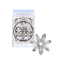 Hair Styling Products|Hair Treatment|Body Care & Hygiene|Hair Styling Equipment  - Invisibobble nano - crystal clear