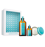 Hair Styling Products|Hair Treatment|Hair Shampoo|Body Care & Hygiene  - Moroccanoil Home & Away Pack Light
