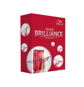 Hair Styling Products|Hair Treatment|Hair Shampoo|Body Care & Hygiene  - Wella brilliance gift set