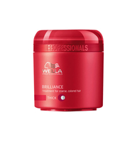 Hair Care & Shampoo  - Wella Brilliance Mask Coarse (150ML)