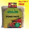 Barley Straw Pads - BOGOF OFFER