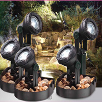 Blagdon Enhance LED 5 Light Set