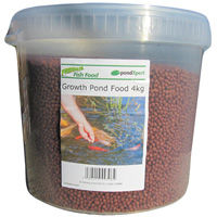 Growth Pellets 4kg Tub