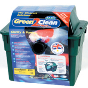 Pond Accessories  - Lotus Green to Clean  6000 Pond Filter