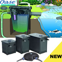 Oase Filtomatic Filter 7000 & Aquamax Eco 4000 Set
