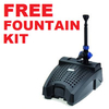 Oase Filtral 9000 - Free Fountain Kit