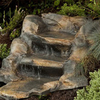 Oase Rockways Rustic Slate Watercourse - One Piece Resin
