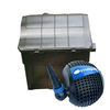 PondXpert Filtobox 6000 Pond Filter and 3000 Pondpush Pump
