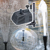 Pondxpert Pondshower Pond Pump 2000