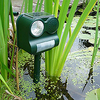 Tensor Solar Animal Repeller - Featuring Noise And LED Light