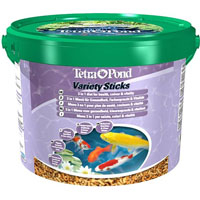 Food  - Tetra Variety Sticks Pond Fish Food 1650g