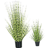 Velda Artificial Plants - Zebra XS And MED Twinpack