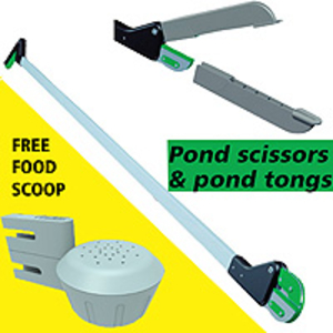 Pond Accessories  - Velda Duo Tool With FREE Food Scoop