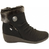 Shoes|Low Shoes|Boots Noomi Mombasa fur trim All-Weather short boots