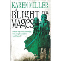 Books  - A Blight Of Mages