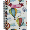 Arts & Crafts Supplies A6 Hot Air Balloon 2019 Diary - Week To View