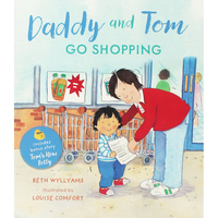 Books  - Daddy And Tom Go Shopping