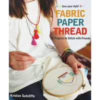 Non-Fiction & Reference  - Fabric Paper Thread