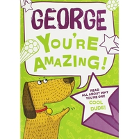 Books  - George Youre Amazing