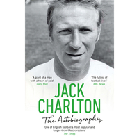 Books  - Jack Charlton: The Autobiography