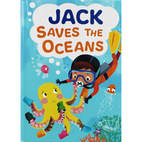 Books  - Jack Saves The Oceans